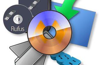Приложения для записи Windows на флешку